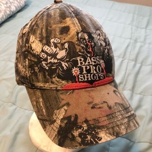 Bass Pro Shops Camo Hat OSFA